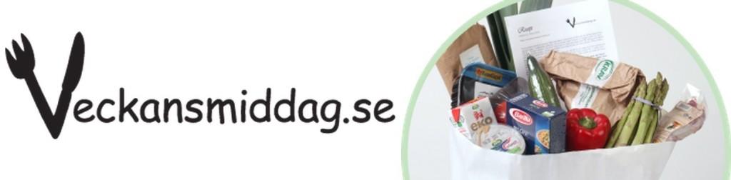 Logo från Veckansmiddag.se
