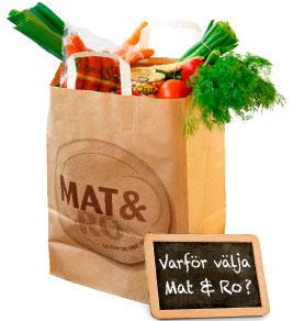 Mat & Ro matkasse
