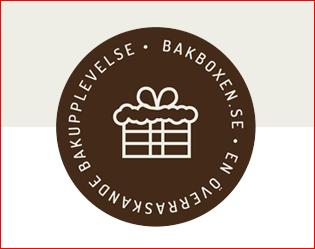 Bakboxen levererar spännande godsaker varje månad