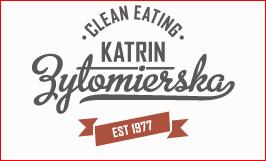 Clean eating Katrin Zytomierska för att en sund livsstil fortfarande innebär god mat
